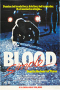"""Movie Posters:Thriller, Blood Simple (Palace Pictures, 1984). British Poster (40"""" X 59.5"""").Thriller.. ..."""