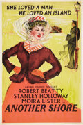 """Movie Posters:Comedy, Another Shore (GFD, 1948). British Double Crown (20"""" X 30""""). Comedy.. ..."""