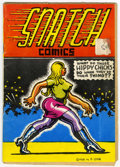 Silver Age (1956-1969):Alternative/Underground, Snatch Comics #1 (First Printing) (Apex Novelties, 1968) Condition:VG....