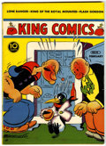 Golden Age (1938-1955):Miscellaneous, King Comics #58 Lost Valley pedigree (David McKay Publications, 1941) Condition: VF/NM....