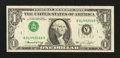 Error Notes:Inverted Third Printings, Fr. 1908-A $1 1974 Federal Reserve Note. Very Fine-Extremely Fine.....