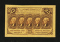Fractional Currency:First Issue, Fr. 1282SP 25¢ First Issue Face Choice New....