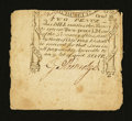 Colonial Notes:Massachusetts, Massachusetts October 16, 1778 2d Very Fine....