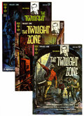 Silver Age (1956-1969):Horror, Twilight Zone File Copy Group (Gold Key, 1963-82) Condition: Average VF+.... (Total: 73 Comic Books)