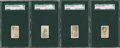 Olympic Cards, 1948 Topps Magic Photos Sports Collection (7). ...