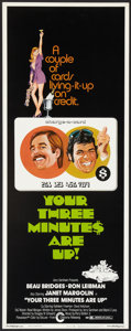 """Movie Posters:Comedy, Comedy Lot (Various, 1973-1983). Inserts (4) (14"""" X 36""""). Comedy..... (Total: 4 Items)"""