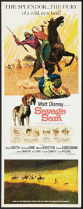 "Movie Posters:Adventure, Disney Live-Action Lot (Buena Vista, 1972). Inserts (3) (14"" X36""). Adventure.. ... (Total: 3 Items)"