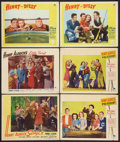 "Movie Posters:Comedy, Henry Aldrich Lot (Paramount, 1941). Lobby Cards (5) (11"" X 14""). Comedy.. ... (Total: 5 Items)"