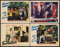"""Movie Posters:Comedy, Seventeen Lot (Paramount, 1940). Lobby Cards (4) (11"""" X 14"""").Comedy.. ... (Total: 4 Items)"""