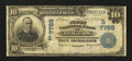 National Bank Notes:Arkansas, Rogers, AR - $10 1902 Date Back Fr. 616 The First NB Ch. # (S)7789. ...
