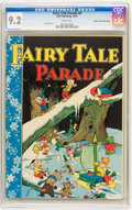 Golden Age (1938-1955):Humor, Fairy Tale Parade #8 Mile High pedigree (Dell, 1943) CGC NM- 9.2 White pages....