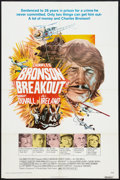 "Movie Posters:Action, Breakout Lot (Columbia, 1975). One Sheets (2) (27"" X 41""). Action.. ... (Total: 2 Items)"