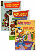 Bronze Age (1970-1979):Cartoon Character, Walt Disney Showcase File Copies Group (Gold Key, 1971-80)Condition: Average VF+.... (Total: 48 Comic Books)