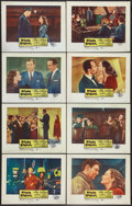 "Movie Posters:Drama, Stage Struck (Buena Vista, 1958). Lobby Card Set of 8 (11"" X 14"").Drama.. ... (Total: 8 Items)"