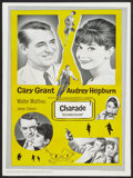 """Movie Posters:Mystery, Charade (Universal, 1963). French Canadian Poster (18"""" X 24"""").Mystery.. ..."""