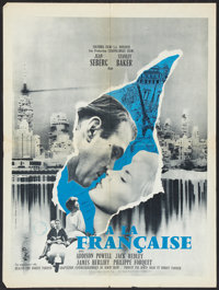 """In the French Style (Columbia, 1964). French Affiche (23.5"""" X 31.5""""). Romance"""