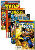 Modern Age (1980-Present):Superhero, Thor Related Box Lot (Marvel, 1990s-00s) Condition: Average NM+....