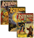 Pulps:Science Fiction, Astounding Stories Group (Street & Smith, 1935) Condition:Average VG.... (Total: 12 Items)