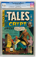 Golden Age (1938-1955):Horror, Tales From the Crypt #20 (#1) Gaines File pedigree 7/11 (EC, 1950)CGC NM+ 9.6 Off-white to white pages....