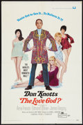 "Movie Posters:Comedy, The Love God? (Universal, 1969). One Sheet (27"" X 41""). Comedy....."
