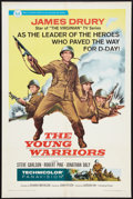 "Movie Posters:War, The Young Warriors (Universal, 1966). One Sheet (27"" X 41""). War....."