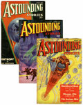 Pulps:Science Fiction, Astounding Stories Group (Street & Smith, 1936) Condition:Average VG.... (Total: 12 Items)