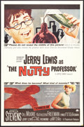 "Movie Posters:Comedy, The Nutty Professor (Paramount, 1963). One Sheet (27"" X 41"").Comedy.. ..."