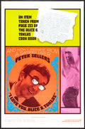 """Movie Posters:Comedy, I Love You, Alice B. Toklas! (Warner Brothers, 1968). One Sheet(27"""" X 41""""). Comedy.. ..."""