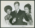 """Movie Posters:James Bond, Roger Moore in """"Live and Let Die"""" (United Artists, 1973). Photos (10) (8"""" X 10""""). James Bond.. ... (Total: 10 Items)"""