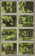 """Movie Posters:Adventure, Hercules in the Haunted World (Woolner Brothers, 1964). Lobby CardSet of 8 (11"""" X 14""""). Adventure.. ... (Total: 8 Items)"""