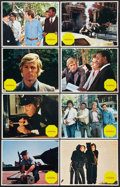 """Movie Posters:Comedy, The Hot Rock (20th Century Fox, 1972). Lobby Card Set of 8 (11"""" X 14""""). Comedy.. ... (Total: 8 Items)"""