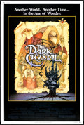 "Movie Posters:Fantasy, The Dark Crystal Lot (Universal, 1982). Poster (40"" X 60"") and Insert (14"" X 36""). Fantasy.. ... (Total: 2 Items)"