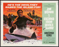 "Movie Posters:Action, I Escaped from Devil's Island (United Artists, 1973). Half Sheet(22"" X 28""). Action.. ..."