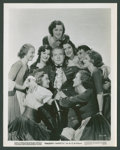 """Movie Posters:Musical, Jeanette MacDonald and Nelson Eddy in """"Naughty Marietta"""" (MGM,1935). Photos (5) (8"""" X 10""""). Musical.. ... (Total: 5 Items)"""