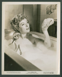 "Greer Garson in ""Julia Misbehaves"" (MGM, 1948). Photos (5) (8"" X 10""). Comedy. ... (Total: 5 Items)"