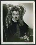 "Movie Posters:Drama, Greer Garson in ""Mrs. Parkington"" (MGM, 1944). Photos (6) (8"" X10""). Drama.. ... (Total: 6 Items)"