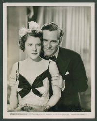 "Walter Huston and Ruth Chatterton in ""Dodsworth"" (United Artists, 1936). Portraits (3) (8"" X 10""). D..."