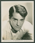 "Movie Posters:Comedy, Francis Lederer in ""One Rainy Afternoon"" (United Artists, 1936).Photos (2) (8"" X 10""). Comedy.. ... (Total: 2 Items)"