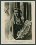 """Movie Posters:Drama, Vivien Leigh in """"Caesar and Cleopatra"""" (United Artists, 1945).Photo (8"""" X 10""""). Drama.. ..."""