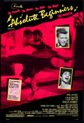 "Movie Posters:Rock and Roll, Absolute Beginners (Orion, 1986). One Sheet (27"" X 41""). Rock andRoll.. ..."