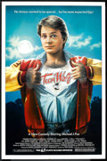 "Movie Posters:Comedy, Teen Wolf (Atlantic Releasing, 1985). One Sheet (27"" X 41"").Comedy.. ..."
