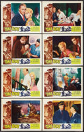 """Movie Posters:Action, Time Bomb (Allied Artists, 1961). Lobby Card Set of 8 (11"""" X 14"""").Action.. ... (Total: 8 Items)"""