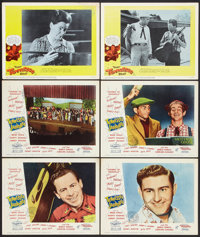 """Tennessee Jamboree Lot (Roadshow, 1964). Lobby Cards (12) (11"""" X 14""""). Musical. ... (Total: 12 Items)"""