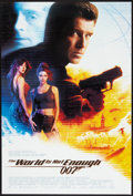 """Movie Posters:James Bond, The World is Not Enough (MGM, 1999). One Sheet (27"""" X 40"""") DS.James Bond.. ..."""