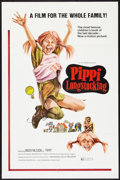 "Movie Posters:Children's, Pippi Longstocking Lot (G.G. Communications, 1969). One Sheets (3) (27"" X 41""). Children's.. ... (Total: 3 Items)"