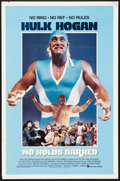 "Movie Posters:Action, No Holds Barred (New Line, 1989). One Sheet (27"" X 41""). Action....."