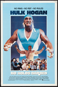 "No Holds Barred (New Line, 1989). One Sheet (27"" X 41""). Action"