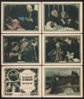 "Movie Posters:Drama, His Own Law (Goldwyn, 1920). Title Lobby Card and Lobby Cards (5)(11"" X 14""). Drama.. ... (Total: 6 Items)"