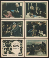 "His Own Law (Goldwyn, 1920). Title Lobby Card and Lobby Cards (5) (11"" X 14""). Drama. ... (Total: 6 Items)"