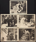 "Movie Posters:Drama, Honor First (Fox, 1922). Lobby Cards (5) (11"" X 14""). Drama.. ...(Total: 5 Items)"
